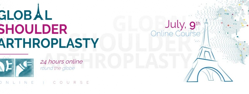 Dr. Marcio Cohen será palestrante do evento internacional Global Shoulder Arthroplasty com aula sobre prótese total de ombro